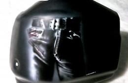 Mascherina moto harley